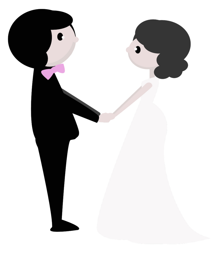 Blahopřání pro novomanžele, obrázky ke stažení - Blahopřání novomanželům